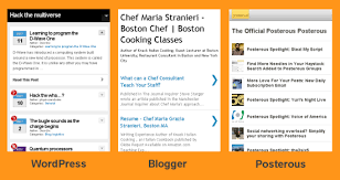 Blogger Mobile Template Mobile Blog Templates Enough Substance For Seo