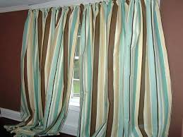 red and tan curtains blue and tan curtains striped long decorate the house with beautiful curtain red and tan curtains