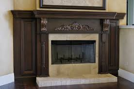 fireplace mantel and surround traditional family room tampa rh houzz com au fireplace mantel ideas wood