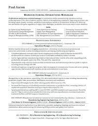 Resume Facility Maintenance Manager Canadianlevitra Com