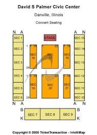 David S Palmer Civic Center Tickets And David S Palmer Civic