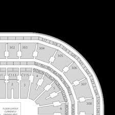 Wwe Raw Seating Chart Bridgestone Arena Correct Bridgestone Map Bridgestone Arena Detail Seating