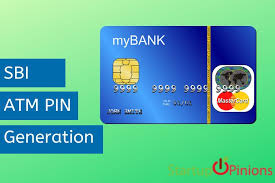 how to generate sbi atm pin by sms ivr