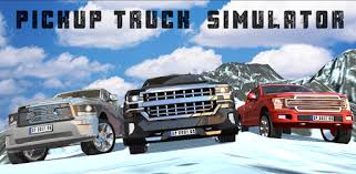 Offroad Pickup Truck Simulator - Apps on Google Play