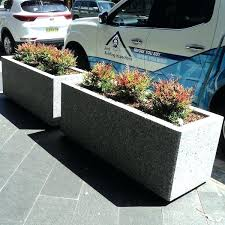 large cement planters. Large Cement Planters Concrete Planter Moulds On Glamorous For Sale