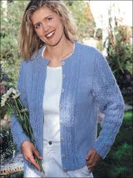 Free Knitted Vest Patterns Adorable Free Cardigan Knitting Patterns Hyancinth Leaf Cardigan Free