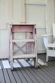 20120503 01 vintage ladder beachy furniture