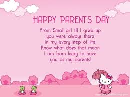 Parents Quotes From Daughter Inspiration Parents Day 48 Quotes Messages From Daughter In English Happy