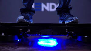 Real Working Hoverboard Hendo Hoverboard The Worlds First Hoverboard Youtube
