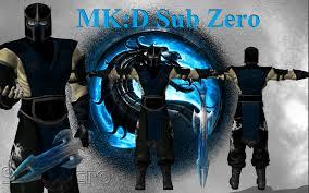 notify subzero. MK Deception Sub Zero XPS MeshMod By Tony-Antwonio Notify Subzero T