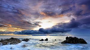 beautiful ocean scenery ocean water
