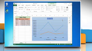 Chart Labels Excel 2013 How To Data Labels In A Line Graph In Excel 2013