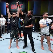 UFC Vegas 31 takeaways: The time to ...