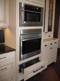 wall oven with warming drawer imposing interior design 4