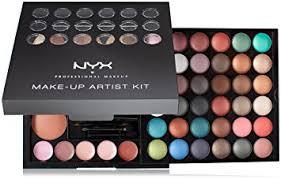 nyx make up artist kit 36 shades