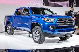 2016 Toyota Tacoma - Information and photos - ZombieDrive