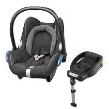 maxi cosi cabriofix car seat easyfix base black diamond baby com