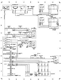 wiring diagrams 1984 1991 jeep cherokee (xj) jeep 93 jeep grand cherokee wiring diagram at 93 Jeep Grand Cherokee Wiring