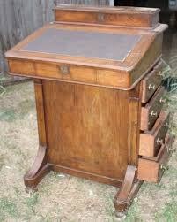 antique standing desk. Perfect Desk Light Brow Wooden Stand Up Desk With Drawers Also Legs Combined  Small Shelf On The Antique Standing O