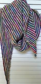 Shawl Knitting Patterns Amazing Easy Shawl Knitting Patterns In The Loop Knitting
