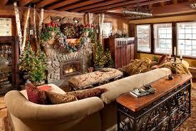 log cabin furniture ideas living room. lodge christmas decorating ideas log cabin furniture living room r