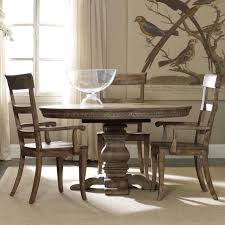 Living And Dining Room Sets Hooker Furniture Sorella Casual Dining Set With Round Pedestal
