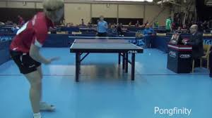 Extreme Ping Pong Eye Popping Ping Pong Trick Shots Send Sports Lovers Into Frenzy