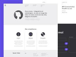 Stunning Design Create A Resume Website Creative Resume Websites For