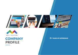 Mgc Design Mgc It Solutions Brochure