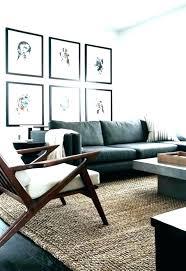 grey sofa decor cool cream rug couch s dark gray trellis