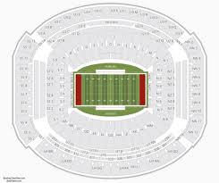 57 Memorable Bama Stadium Seating Chart