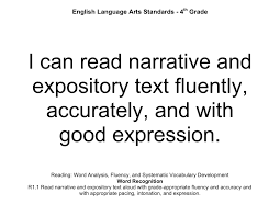 What Is Expository Text I Can Read Narrative And Expository Text Fluently