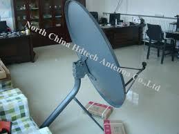 C Ku Band Satellite Chart 1 2m 48 C Ku Band Satellite Dish Antenna With Ce