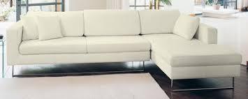 cuba leather right hand corner sofa off white amazon co uk kitchen home