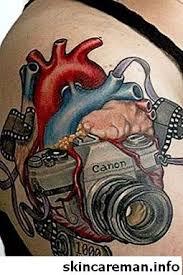 Top 9 Vzory Tetování Fotoaparátu A Obrázky Krása A Móda 2019
