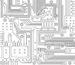 60点の回路基板のイラスト素材クリップアート素材マンガ素材
