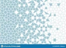 Islamic Iranian Vector Pattern, Border ...