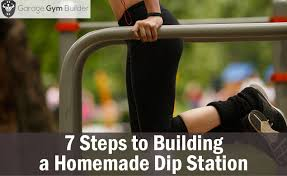 make dip station diy