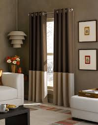 curtainworks curtainworks kendall grommet curtain panel chocolate polyester x in
