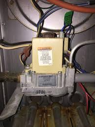 Water Heater Pilot Light Lit But Burners Won T Ignite Burners Diy Forums