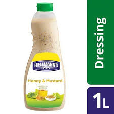 mann s honey mustard dressing 1l