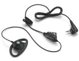 motorola earpiece. motorola 56517 earpiece with in-line ptt \u0026 microphone