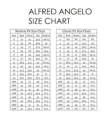 Alfred Angelo Size Chart Masako Formals Hawaii