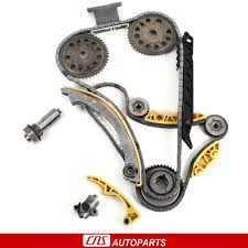 REF# 9-4201S FOR 00-11 2.0 2.2 2.4 GM Timing Chain Kit w/ Balance ...