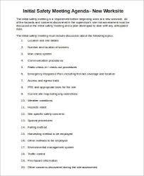 Agenda Template Word 2013 Agenda Sample In Word 28 Examples In Word
