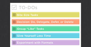 simple todo 5 simple to do list hacks to help you get more done