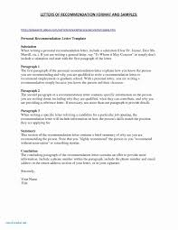 Letter For Hiring New Employee Recommendation Sample