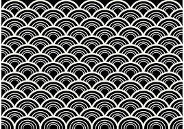 Black Patterns Extraordinary Black And White Pattern Holaklonecco