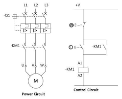 d o l circuit diagram simple wiring diagram dol power and control circuit refrigeration and aiconditioning wwe d d o l circuit diagram