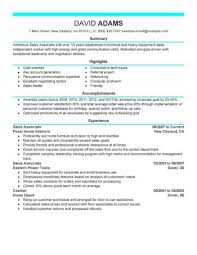 Store Associate Resume Unique Sales Associate Resume Sample Sales Associate Customer Service